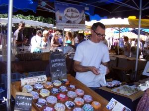 Marché d'Argeles-Gazost